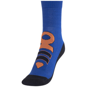Rohner Hiking Socks Kids royal blue
